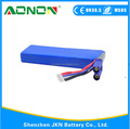 11.1v 6600mah Li-polymer battery for Car stop