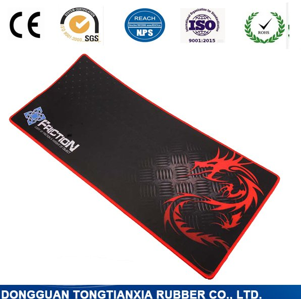 Custom huge large size gaming mouse pad game mat play mat