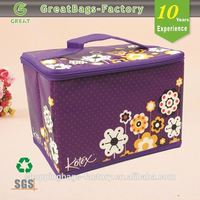 Cheap jute storage box
