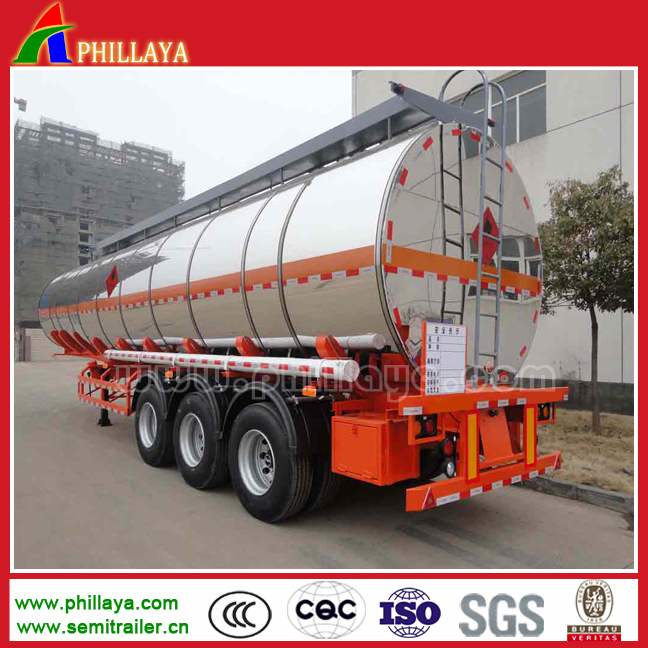 Milk storage tanks semi trailer ,tanks for milk transport