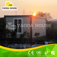 Well-designed prefabricated container house in uae