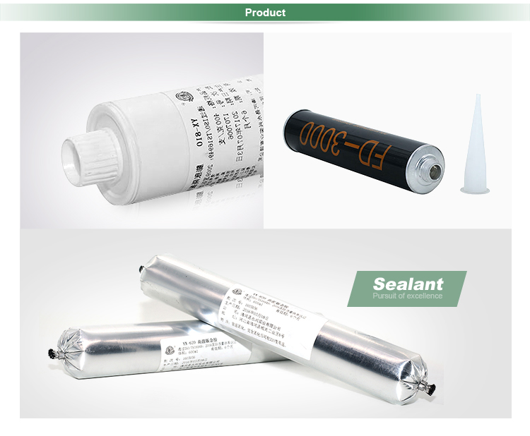 primrless Polyurethane adhesive Sealant from China factory pu sealant