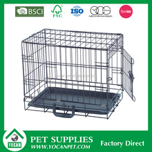 Fast supplier large dog cages for best selling