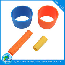 Customized Molded Silicone Rubber Sleeve
