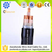 0.6/1KV pvc insulated copper cable with cheap price