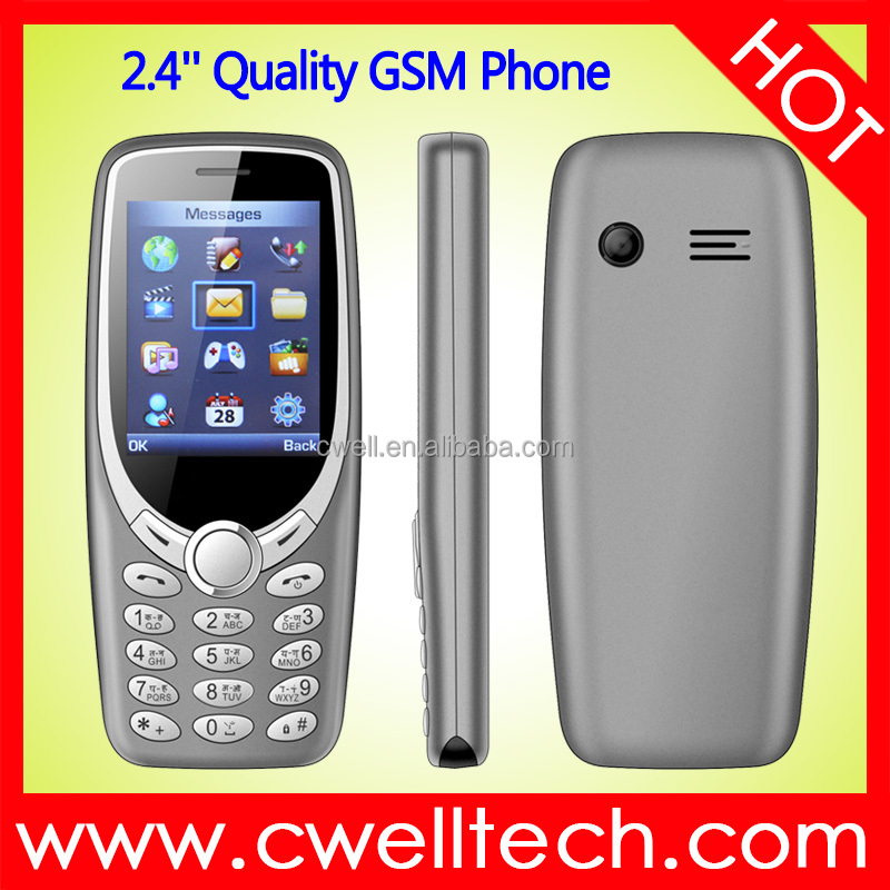 2.4 Inch TFT Screen Dual SIM Card Big Battery GSM Mobile Phone Micromax Z213