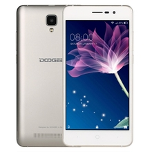 Original Brand New $39.99 wholesales dropshipping DOOGEE X10 512MB+8GB 5.0 inch Smart phone 3G unlocked 2G cell phone