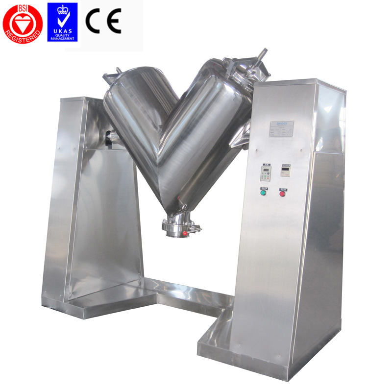 mixing machine for detergent powder making machine