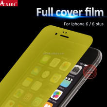 Welcome OEM/ODM Full Cover tpu anti shock Screen Protector For iPhone 6 Series