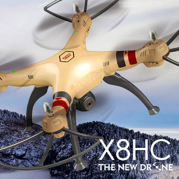 NEW SYMA X8HC HIGH-HOLD DRONE