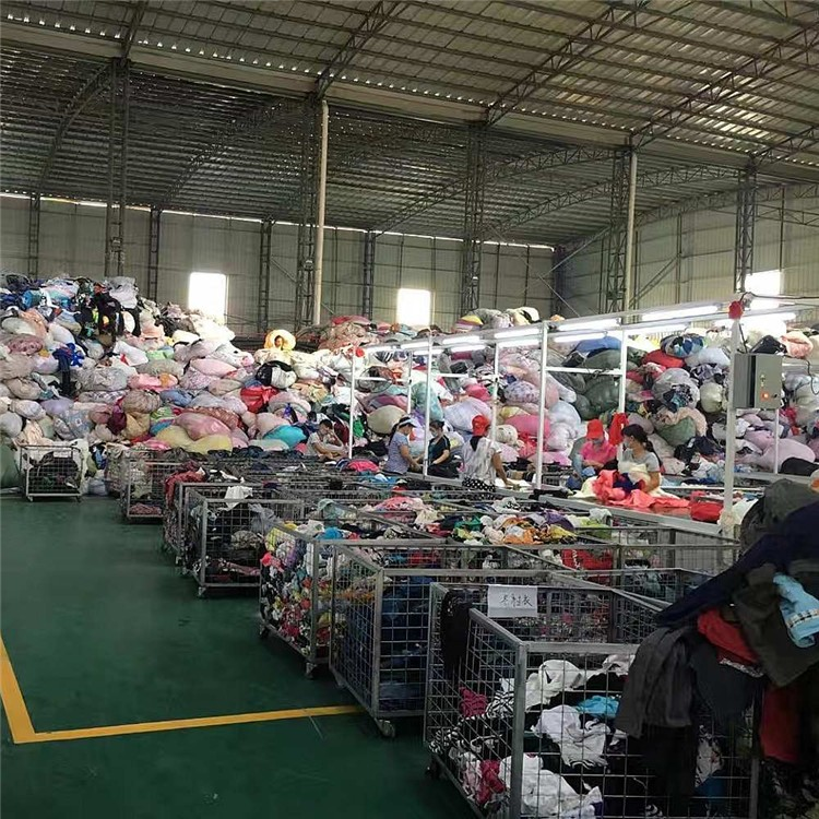 well sorted hot sell cheap used cloth factries in Japan