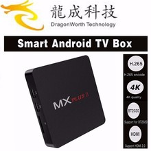 TV box google android 4.4 smart tv box MX plus II RK3229 1G 8G Smart tv box Android 4.4