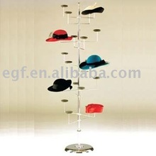Metal Hat Rack / Hat Stand / Hat Tree