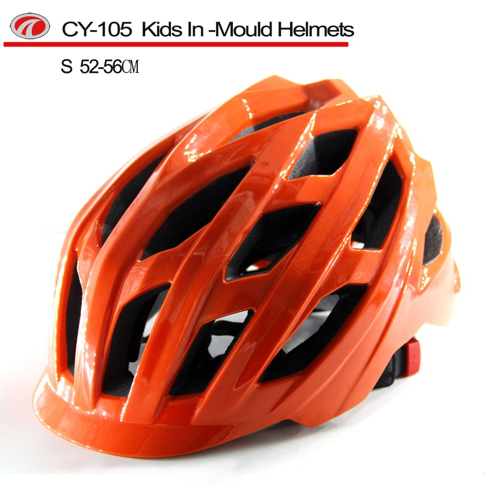 Cute safety bike helme cool cycling helmet for children CY-105