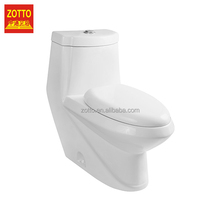Factory professional production round p-trap/s-trap washdown one piece oem wc toilet closestool for sale