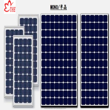 A-grade cell high efficiency 5W-300W PV solar panel and panel solar