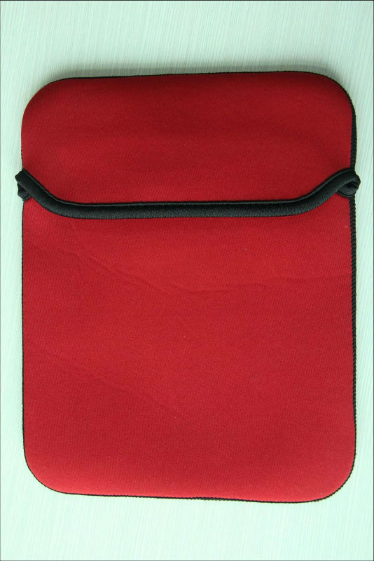 2014 Fancy Best selling 13 inch nylon insulated waterproof red neoprene laptop bag sleeve
