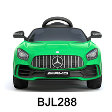 2018 Newest Mercedes Benz GTR licensed kids ride on toy car electric