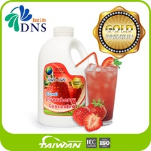 DNS BestLife strawberry concentrate flavoring fruit juice