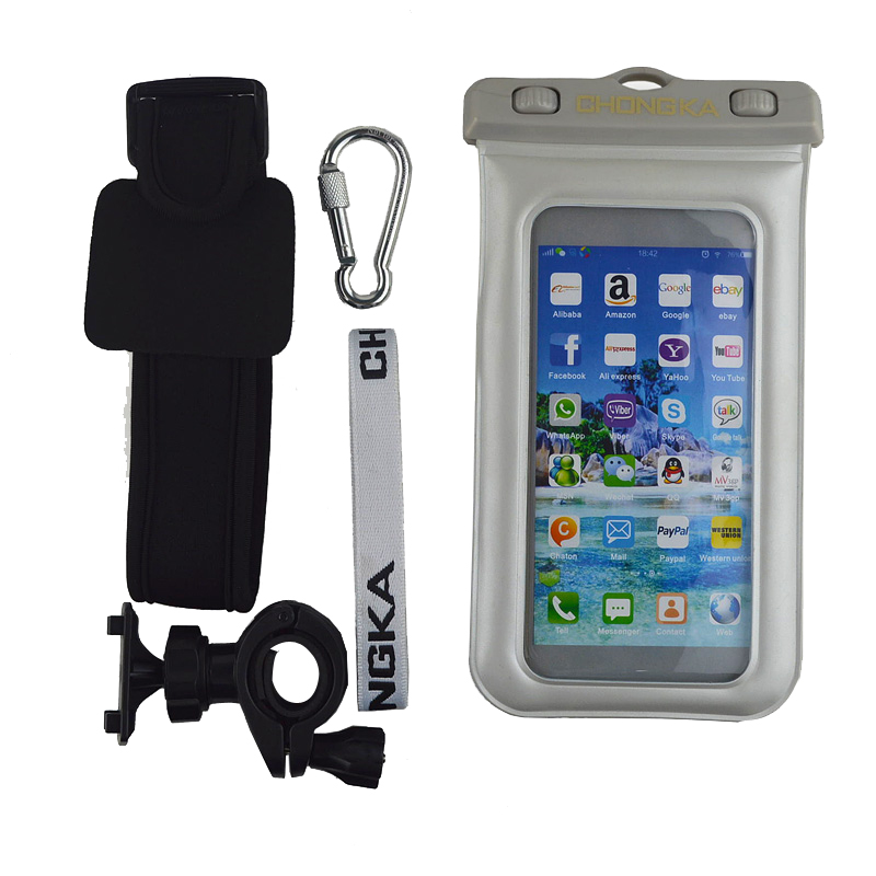 multicolor bike holder waterproof case for samsung galaxy s4 zoom