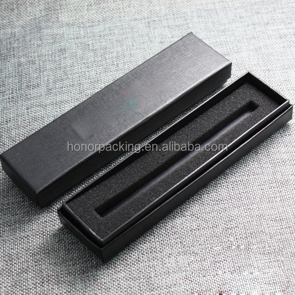 wholesale Traditional paper pen box design Trade Assurance good quality pen gift box paper pen packaging box with lid