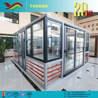 Made in China good price flexible designs frame hotel automatic glass sliding doors