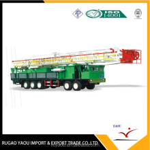 Top Quality API ZJ30/1700CZ Truck-mounted Drilling Rig
