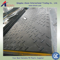 UHMWPE Floor covering,heavy duty ground mat