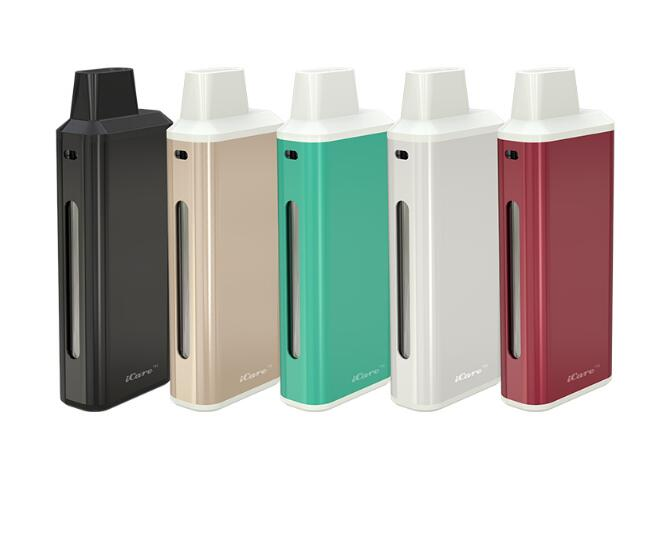 New Release Eleaf iCare Starter Kit 650mAh eCigs from Alibaba China