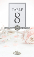 2014 Jeweled Place Card Holders Table card holder