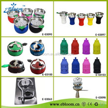 Top quality shisha head fit all silicone hookah bowls