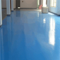 Caboli exterior concrete floor paint with slip anti for court
