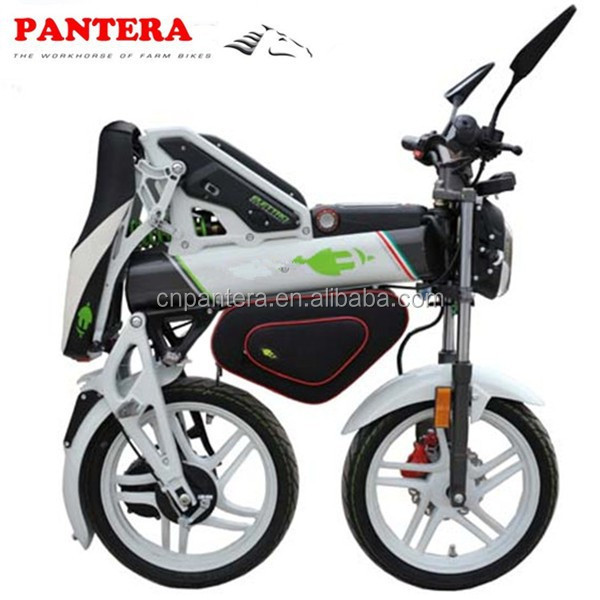 EEC Chongqing Folding New Model Best Selling Electric Motorcycle