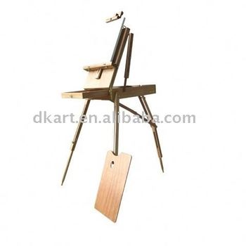 Drawing Studio Art Sketch Artist Adjust Wooden Easel Stand