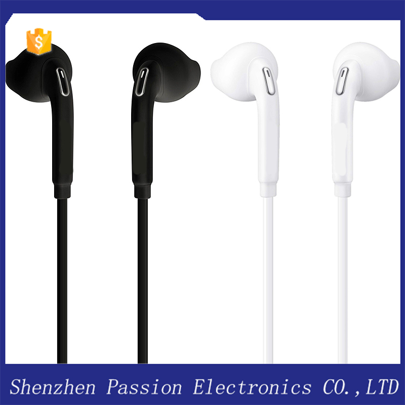 2017 New Hot Sales Best Quality Earphone Headphone Headset for Samsung S6 S7 PSP MP3 MP4 With MIC