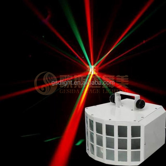 Stage lights systems,theatre stage lighting professional led butterfly light