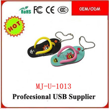 Hot dog Shape PVC Customized USB Flash Drive , Paypal/Escrow accept