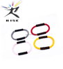 Natural Rubber Latex Yoga Fitness Resistance Traning Bands Tube
