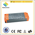 33W Constant Current LED Driver 300mA High PFC Non-stroboscopic With PC Cover For Indoor Lighting