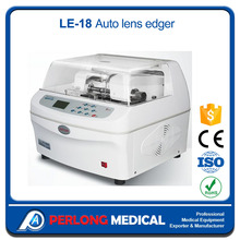 LE-18 Optical Auto Lens Edger Patternless Grinding Machine for Glass, Resin or Pc