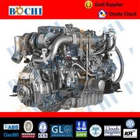 2 cylinder 4 stroke small vertical boat diesel engine