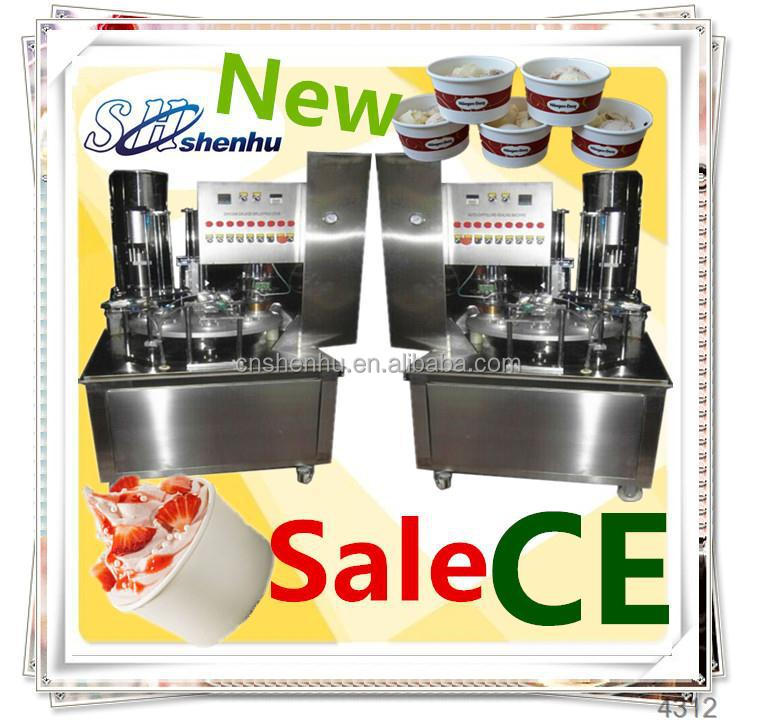 china supplier filler and sealer yogurt cup machines for sale