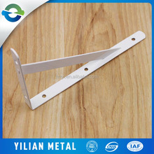 Hidden floating wall shelf bracket TRIANGULAR SHELF SUPPORT BRACKET