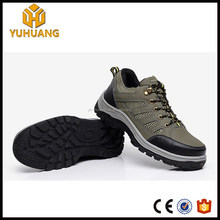 fashionable leather Oil resistance gasoline shoes
