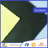 china textile twill woven flame retardant muslin fabric