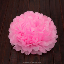 12 inch Tissue Paper Pom Poms of Wedding