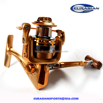 GT5000 Cheap price one way clutch instant anti-reverse roller bearing aluminum spool spinning fishing reel
