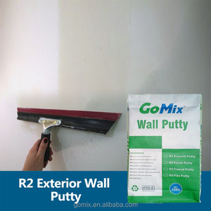 Better Water Resistance for Pathing and Levellling the Wall R2 Finish Putty