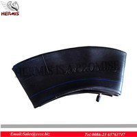 Top Quality Butyl Rubber 3.00-18 Size Motorcycle Inner Tube