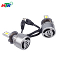 high power led headlight bulb h7 c6 30w 12v 24v car headlamp